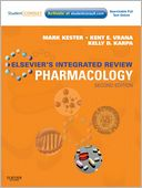 download Elsevier's Integrated Review Pharmacology : with STUDENT CONSULT Online Access book