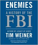 Enemies by Tim Weiner: CD Audiobook Cover