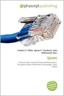 Ipsec by Frederic P. Miller: Book Cover