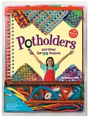 Potholders and Loopy Projects by Klutz: Product Image