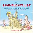 The Sand Bucket List by David Hoffman: Book Cover