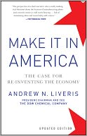 Make It In America, Updated Edition by Andrew Liveris: NOOK Book Cover