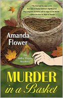 Murder in a Basket by Amanda Flower: Book Cover