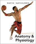 Essentials of Anatomy & Physiology with MasteringA&P by Frederic H. Martini: Book Cover