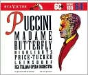 Puccini: Madame Butterfly (Highlights): CD Cover