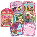 Animal Village Valentine Box Card Set of 32 by EEBOO: Product Image