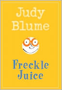 Freckle Juice by Judy Blume: Book Cover