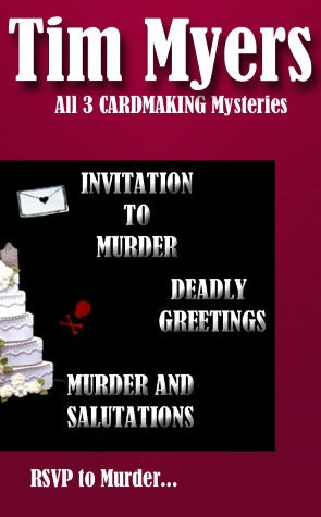 Complete Candlemaking Mystery Series (IMBA National Bestsellers) (Candlemaking Mysteries) Tim Myers