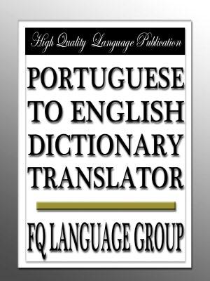 Portuguese English Text Translation |.