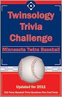 download Twinsology Trivia Challenge : Minnesota Twins Baseball book