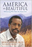 America the Beautiful by Ben Carson: NOOK Book Cover