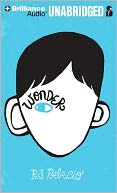 Wonder by R. J. Palacio: CD Audiobook Cover
