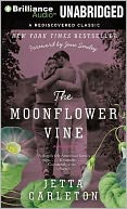 The Moonflower Vine by Jetta Carleton: CD Audiobook Cover
