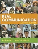 Real Communication by Dan O'Hair: Book Cover