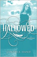 Hallowed (Unearthly Series #2) by Cynthia Hand: NOOK Book Cover