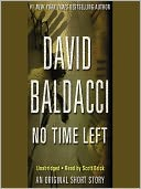 No Time Left by David Baldacci: Audio Book Cover