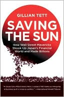 Saving the Sun by Gillian Tett: Book Cover