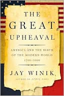 Great Upheaval by Jay Winik: Book Cover