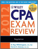 download Wiley CPA Exam Review 2012, Regulation book