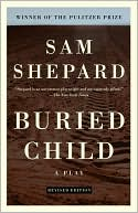 Buried Child by Sam Shepard: Book Cover