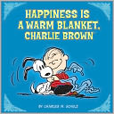 Happiness is a Warm Blanket, Charlie Brown by Charles M. Schulz: NOOK Kids Read to Me Cover