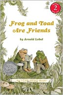 Frog and Toad Are Friends (I Can Read Book Series by Arnold Lobel: NOOK Kids Read to Me Cover