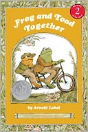 Frog and Toad Together (I Can Read Book Series by Arnold Lobel: NOOK Kids Read to Me Cover