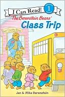 The Berenstain Bears' Class Trip (I Can Read Series Level 1) by Jan Berenstain: NOOK Kids Read to Me Cover