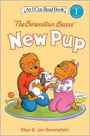 The Berenstain Bears' New Pup (I Can Read Book 1 Series) by Jan Berenstain: NOOK Kids Read to Me Cover