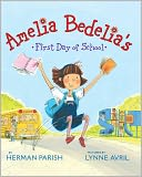 Amelia Bedelia's First Day of School by Herman Parish: NOOK Kids Read to Me Cover