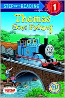 Thomas Goes Fishing (Step into Reading Book Series by Rev. W. Awdry: NOOK Kids Cover