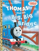 Thomas and the Big, Big Bridge by Rev. W. Awdry: NOOK Kids Cover