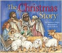 The Christmas Story by Patricia A. Pingry: NOOK Kids Cover