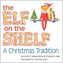 The Elf on the Shelf by Carol V. Aebersold: NOOK Kids Read and Play Cover