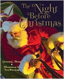 The Night Before Christmas by Clement C. Moore: NOOK Kids Cover