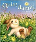 Quiet Bunny by Lisa McCue: NOOK Kids Cover