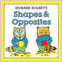 Richard Scarry's Shapes &amp; Opposites by Richard Scarry: NOOK Kids Read to Me Cover