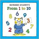 Richard Scarry's From 1 to 10 by Richard Scarry: NOOK Kids Read and Play Cover