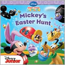 Mickey's Easter Hunt by Sheila Sweeny Higginson: NOOK Kids Cover