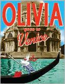 Olivia Goes to Venice by Ian Falconer: NOOK Kids Read to Me Cover