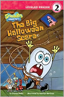 The Big Halloween Scare (SpongeBob SquarePants Leveled Reader Series by Steven Banks: NOOK Kids Cover