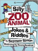 Silly Zoo Animal Jokes & Riddles by Seymour Simon: NOOK Kids Read to Me Cover