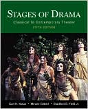 Stages of Drama by Carl H. Klaus: Book Cover