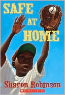 Safe at Home by Sharon Robinson: Book Cover