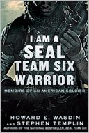 I Am a SEAL Team Six Warrior by Howard E. Wasdin: Book Cover