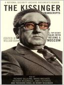 The Kissinger Transcripts by William Burr: Audio Book Cover