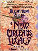 New Orleans Legacy by Alexandra Ripley: Audio Book Cover