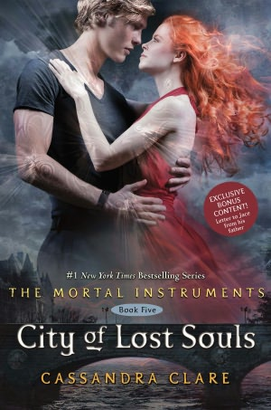City of Lost Souls (B&N Exclusive Edition)