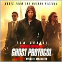 Mission Impossible: Ghost Protocol [Original Score] by Michael Giacchino: CD Cover