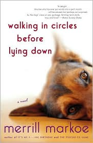 Walking in Circles Before Lying Down by Merrill Markoe: Book Cover